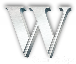 w salon coral springs parkland coconut creek boca raton hair salon logo